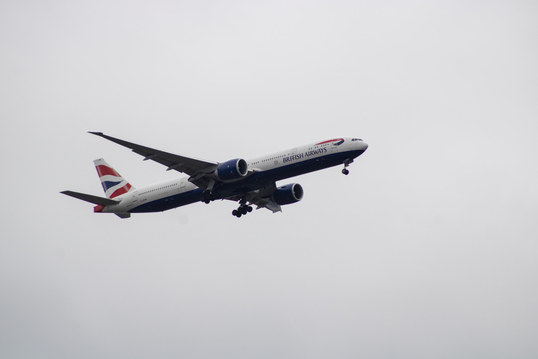 British Airways Plane Free Stock Photo Boeing Next-Generation 737, 737 MAX, 747-8, 767, 777, 777X, Airbus