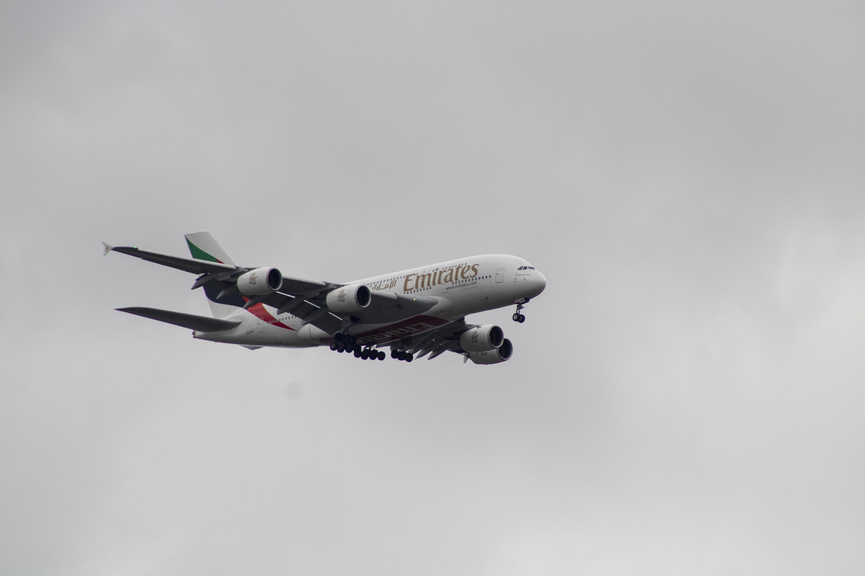 Emirates Airways Plane Free Stock Photo Boeing Next-Generation 737, 737 MAX, 747-8, 767, 777, 777X, Airbus