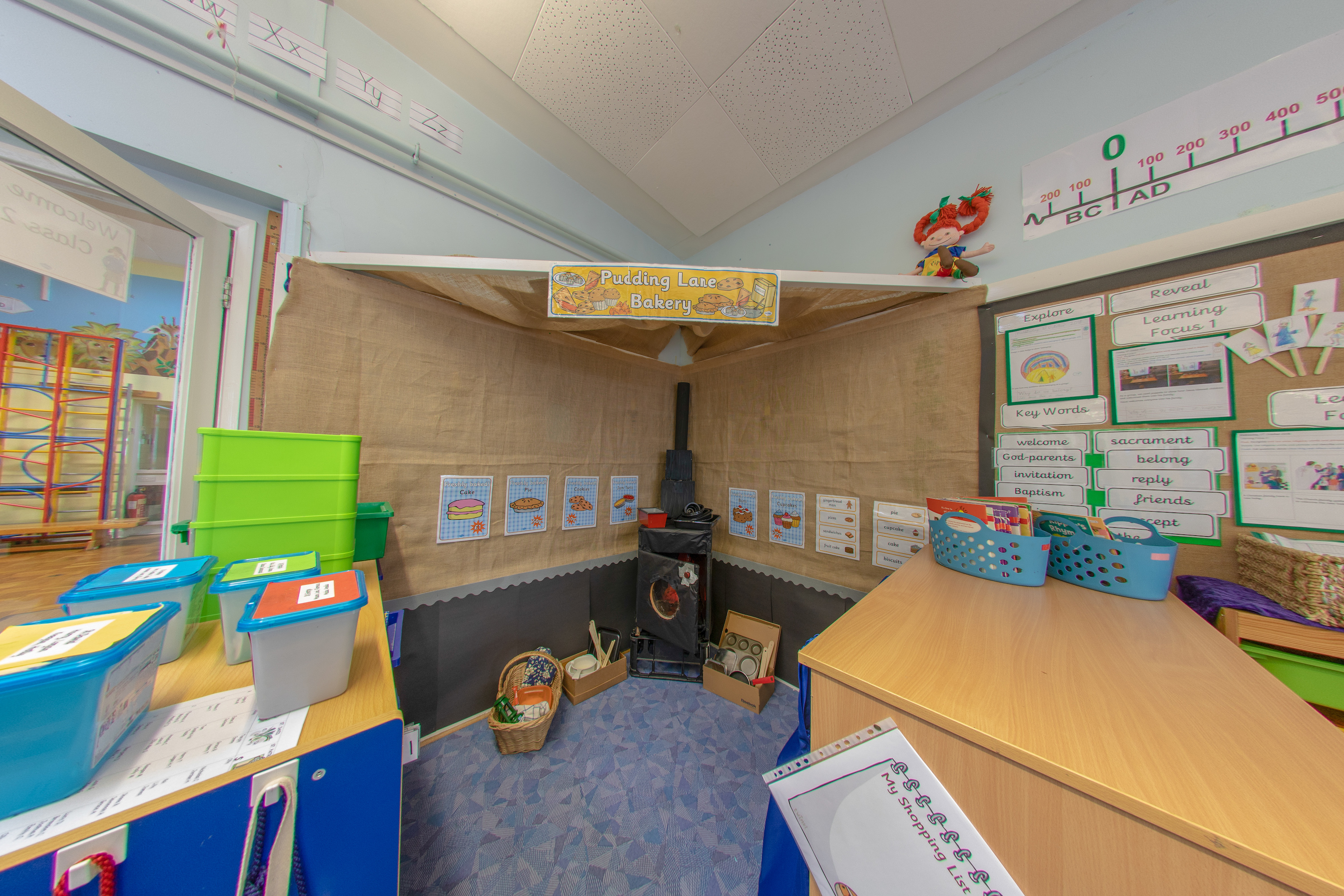 St Joseph's Roman Catholic Primary School - 360 Degree interactive virtual tour